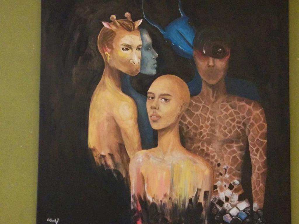 Gemälde von Shahd Wheibi